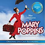 Unknown Mary Poppins: The Live Cast Recording by unknown Cast Recording edition (2011) Audio CD