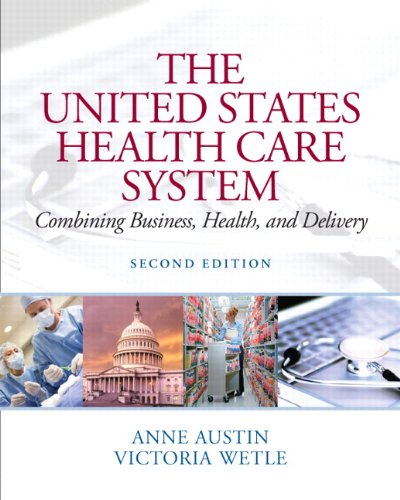 The United States Health Care System: Combining Business,...