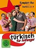 T�rkisch f�r Anf�nger - Komplettbox, Staffel 1, 2 & 3 [9 DVDs]