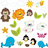 Brewster Fisher-Price Precious Planet Wall Decals