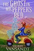 Got ghosts? The Whispering Pines RV Park does and this ghost is looking for love in all the wrong places. When poor Mr. Pepper wakes up to the loving snuggles of a ghostly femme fatale, his dead wife isn't happy and does her best to kick the interlop...
