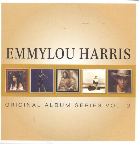 Emmylou Harris - Original Album Series 2 - Zortam Music