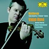 """Beethoven : Concerto pour violon Op. 61 - Sonate pour violon et piano n° 9 Op. 47 """"à Kreutzer"""""""