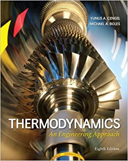 thermodynamics an engineering approach 7th edition si units solution manual