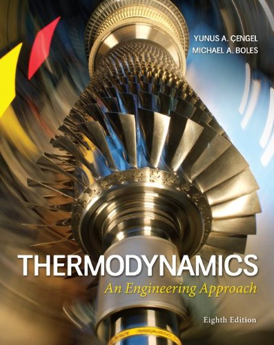 Thermodynamics: An Engineering Approach PDF