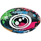 Optimum Street Rugby Ball - Black