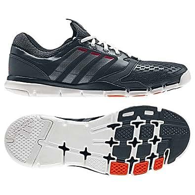 Adidas Adipure Trainer 360 Running Shoe -Blue/Grey (Mens) - 11