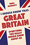 I Should Know That: Great Britain: Ev...