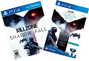 Killzone Shadow Fall Digital Bundle: Game + Season Pass - PS4 [Digital Code] from Sony PlayStation Network