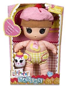 Lalaloopsy Babies Crumbs Sugar Cookie Doll