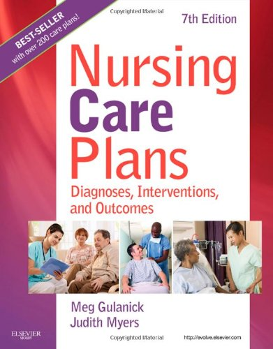Nursing Care Plans: Diagnoses, Interventions, and...