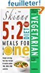 The Skinny 5:2 Fast Diet Vegetarian M...