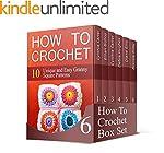 How To Crochet Box Set: A Beginners G...