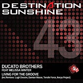 Amazon.com: Living For The Groove (Ikerya Project Remix
