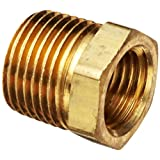 Robert Manufacturing R209 Series Bob Brass Adapter, 3/8