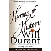 Heroes of History | [Will Durant]