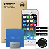 iPhone 5C/5S/5 Screen Protector, TeckNet® 3-Pack Ultra Clear High Response 4H Hardness HD Screen Protector For Apple iPhone 5C/5S/5