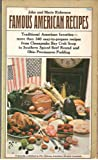 FAMOUS AMERICAN RECIPES