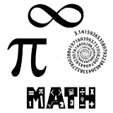 Math Temporary Tattoo Pack
