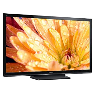 Panasonic TC-P60U50 60-Inch 600Hz Plasma HDTV $899