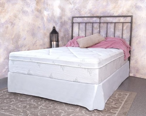 "10"" Memory Foam Mattress Size: King"