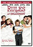 51TmPncPd9L. SL160  Rules of Engagement   So Audreys not going into business for herself?