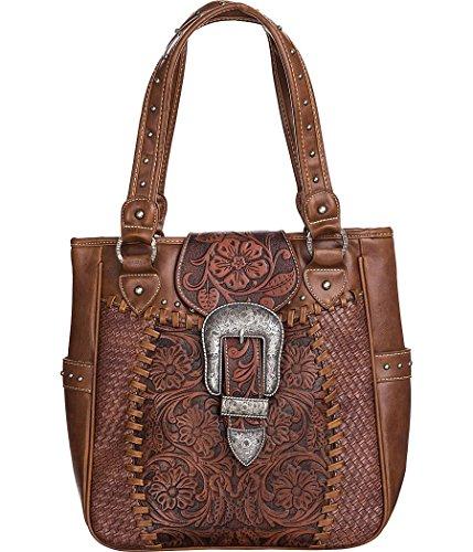 trinity-ranch-western-buckle-brown-tote-shoulder-bag