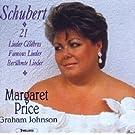 21 Lieder - Margaret Price,Soprano, Graham Johnson, Piano