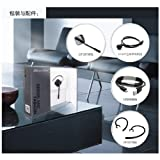 Bluedio DF33T Bluetooth stereo headset NFC Double Mic Noise Cancelling Bluetooth 4.0 Multipoint Pairing Voice Command Music streaming Wireless headsets (Noble Black)