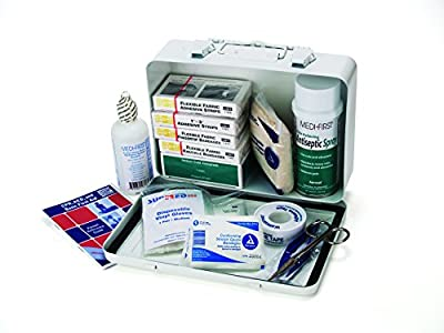 Medique Products 818M1 Standard Vehicle First Aid Kit, Filled by Medique Products