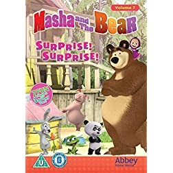 Masha and the Bear - All In The Family