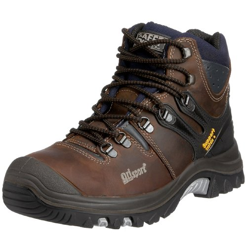 Grisport Men's Surveyor Safety Boot Brown AMG008 6 UK