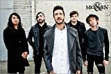 Poster Of Mice and Men - Band - reasonably priced poster, XXL wall poster