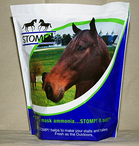 STOMP! Horse and Animal Stall Bedding Ammendment