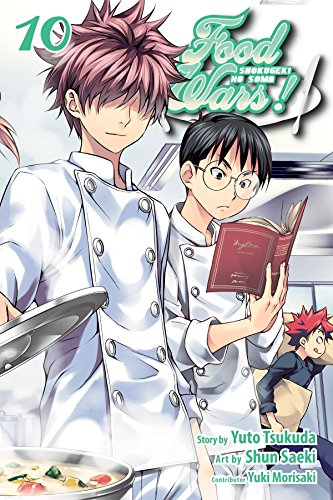 Food Wars!, Vol. 10: Shokugeki no Soma PDF