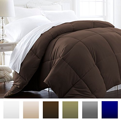 Best Price Beckham Hotel Collection LIGHTWEIGHT Luxury Goose Down Alternative Comforter - Hypoallerg...