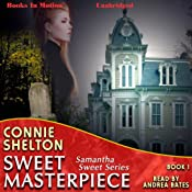Sweet Masterpiece: Samantha Sweet Series, Book 1 | Connie Shelton