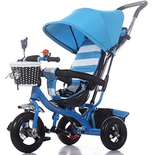 OLizee-Multi-purpose-Baby-Kids-Child-Trike-Bike-Tricycle-Stroller-Pram-Toddler-Push-Ride-Pushchair