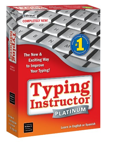 Typing Instructor Platinum 21 (Typing Programs For Teens compare prices)