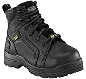 Men's Rockport Works RK6465 Work Boots with Internal Met Guard Black