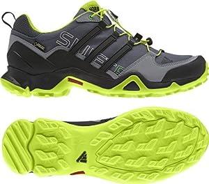 adidas  Terrex Swift R GTX, Chaussures de randonnée homme lead/black1/ 6.5