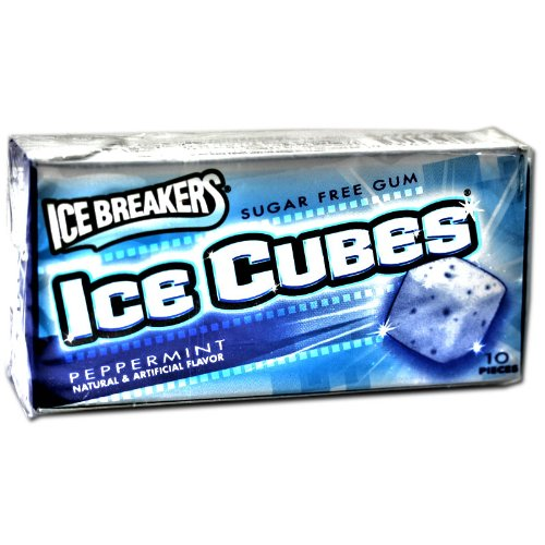 Ice Breakers - Ice Cubes Peppermint Sugar Free