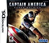 Captain America: Super Soldier - Nintendo DS