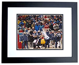 Rodney Harrison Autographed Hand Signed New England Patriots 8x10 Photo - BLACK... by Real Deal Memorabilia