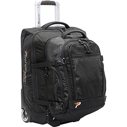 Pathfinder Gear Up Burro Bag - Black (Trolley Bp compare prices)