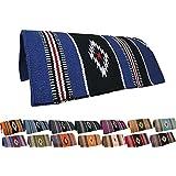 Tahoe Tack Navajo Ancient Design Horse Saddle Blanket Hand Woven 32 x 64 at Wholesale Price
