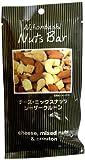 Nuts Bar チーズ・ミックスナッツ・シーザークルトン 43g×8袋