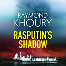 Rasputin's Shadow Audiobook by Raymond Khoury Narrated by Jeff Harding