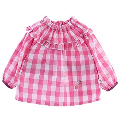 happy-cherry-impermeable-bluson-babero-babi-de-mangas-largas-proteccion-de-ropa-infantil-delantal-de