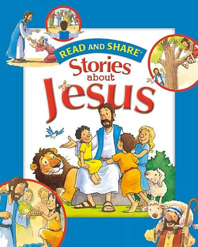 Read and Share: Stories About Jesus (Read and Share (Tommy Nelson)), Ellis, Gwen